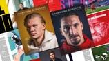 Haaland and Ibrahimović talk to Champions Journal