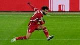 Todos los goles de Salah en la Champions League