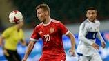Федор Чалов забил в отборочном цикле четыре мяча