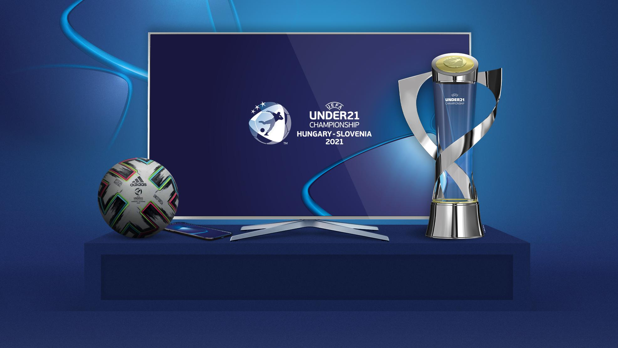 Where to watch the 2021 Under-21 EURO