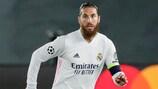 Sergio Ramos vuelve para un momento clave en la UEFA Champions League