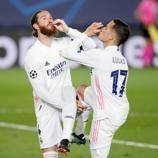 Disfruta del triunfo del Real Madrid con goles de Benzema, Ramos y Asensio. Los de Zidane, en cuartos.