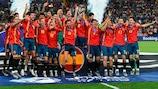 La Spagna ha vinto il quinto titolo eguagliando l'Italia nel 2019