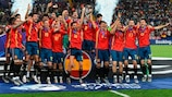 U21-EURO: Rekorde, Zahlen und Fakten