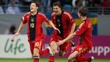Klassische U21-Tore für Deutschland