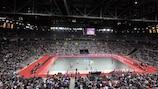 Un record d'affluence a été battu en 2012 dans le Zagreb Arena