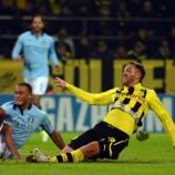 Revive el gol de Julian Schieber para el triunfo de los alemanes por 1-0 en la fase de grupos de la 2012/13.