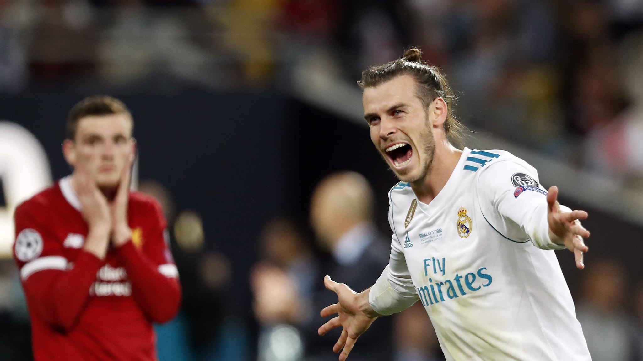 Endspiel-Highlights 2018 : Real Madrid - Liverpool 3:1 | UEFA Champions  League