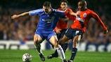 Chelsea triunfa sobre el Oporto en 2007