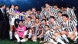 La Juventus è l'unica italiana in questo club esclusivo