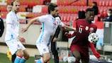 O Qatar iniciou a campanha com um triunfo frente ao Luxemburgo