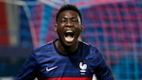 Randal Kolo Muani is part of a strong France squad