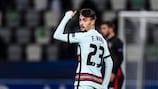 Fábio Vieiras Siegtreffer für Portugal