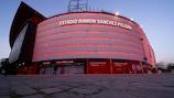Lo stadio Ramón Sánchez-Pizjuán di Siviglia
