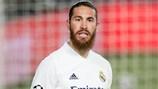 Sergio Ramos representa o Real Madrid de forma brilhante há 16 anos
