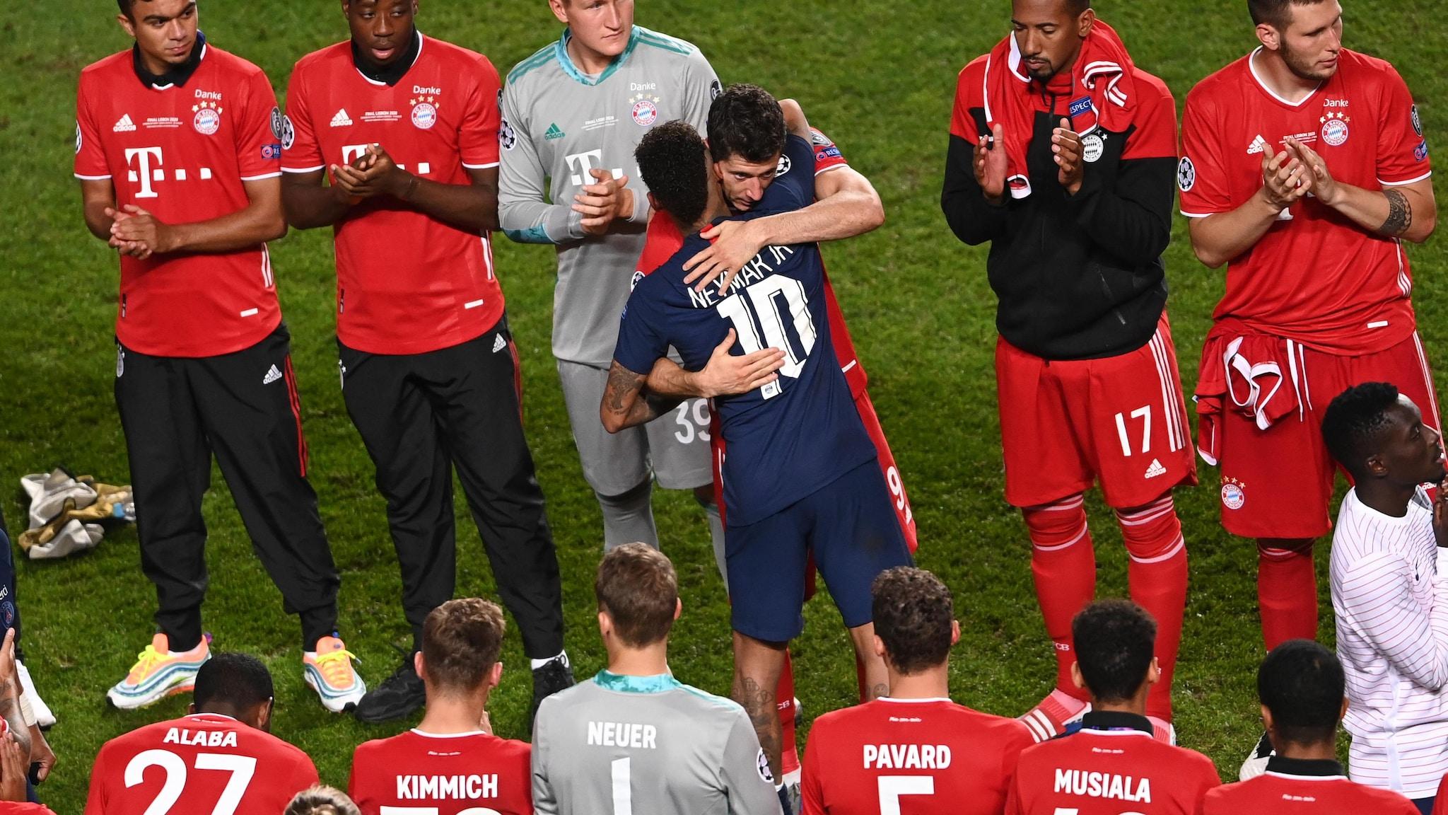 Bayern Paris Bayern Mu00fcnchen Vs Paris Saint Germain Uefa Champions League Background Form Guide Previous Meetings Uefa Champions League Uefa Com