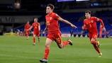 Highlights: Galles - Repubblica Ceca 1-0 (2 min)