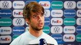 Daniel Bragança foi eleito o Melhor em Campo no Suíça - Portugal