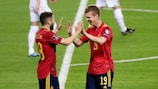 L'Espagne se défait du Kosovo.