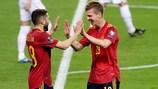 Spanien war komfortabler als das Kosovo
