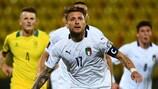 Литва - Италия 0:2