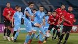 Resumo: San Marino 0-2 Albânia