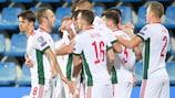 Resumo: Andorra 1-4 Hungria