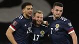 Resumo: Escócia 4-0 Ilhas Faroé