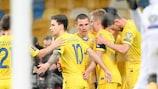 Highlights: Ukraine 1-1 Kazakhstan (2 mins)