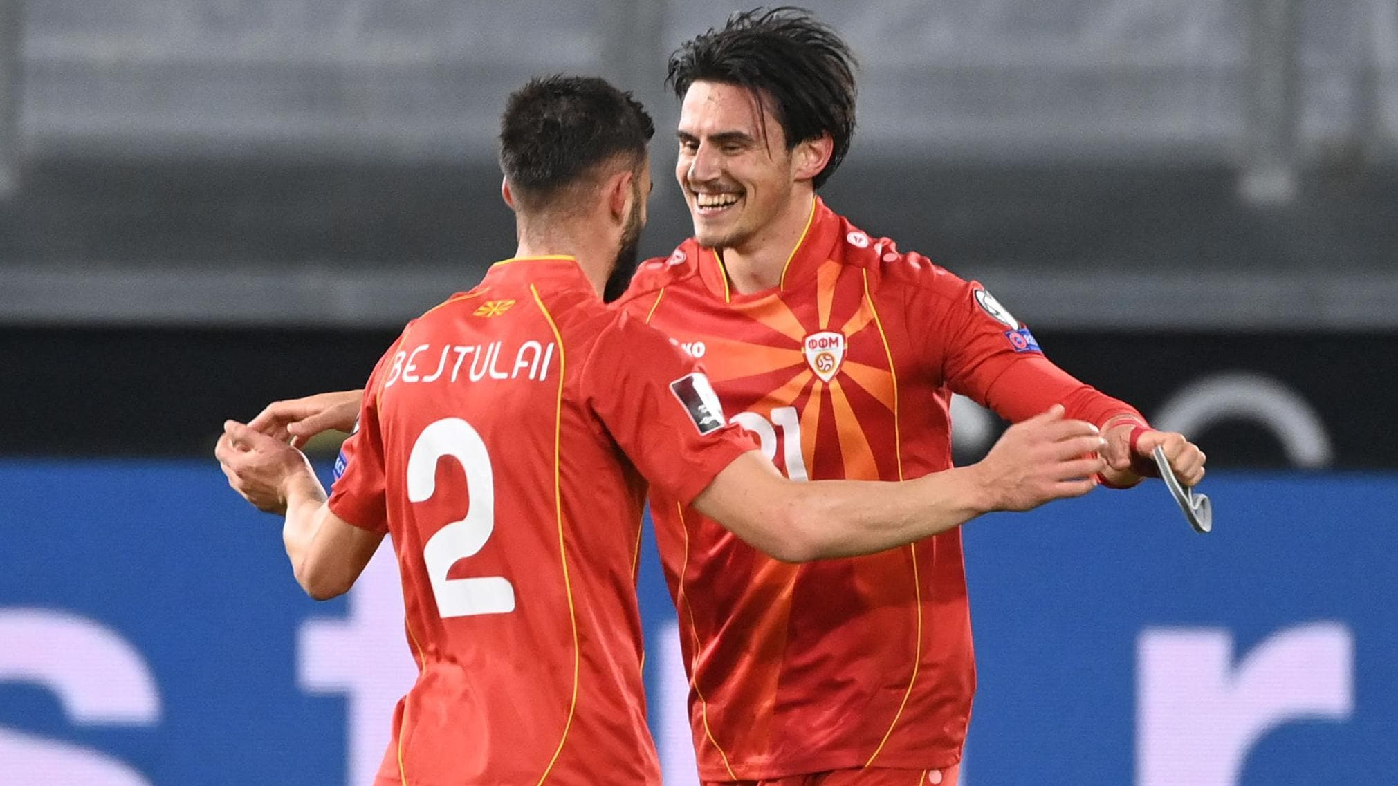 European Qualifiers: North Macedonia stun Germany, wins for England, France, Italy, Spain