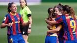 El Barcelona golea por 7-1 al Levante