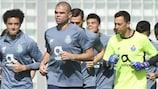 Pepe ha affrontato il Chelsea con il Porto 17 anni fa!