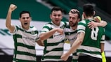 Sporting are among six past champions in the eight-team finals