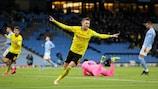 Marco Reus ist jetzt alleiniger bester UCL-Torschütze von Dortmund