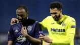Villarreal edged a narrow win in Zagreb