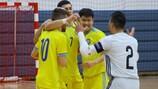 Qualifikation zur Futsal EURO