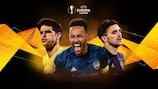 Quarts retour de l'UEFAEuropaLeague, présentation