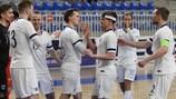 Fínsko v piatok porazilo Čiernu Horu neskorým gólom