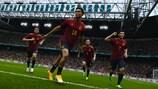 España ha ganado todos sus partidos