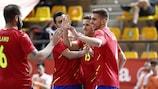 Visvairāk punktu ieguva Spānija