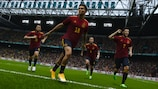 La Spagna ha vinto otto partite su otto nelle qualificazioni