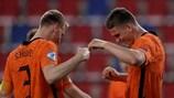 Tutti i gol dell'Olanda finora