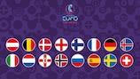 Teilnehmerfeld der Women's EURO komplett