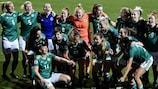 Irlanda del Norte debutará en una fase final