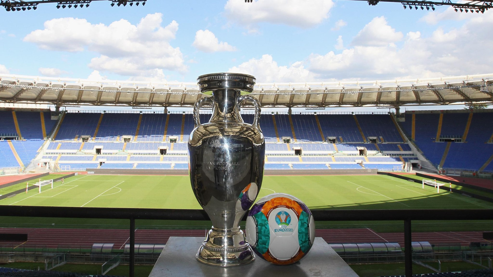 Roma confirma aficionados para la UEFA EURO 2020 | Sobre la UEFA | UEFA.com