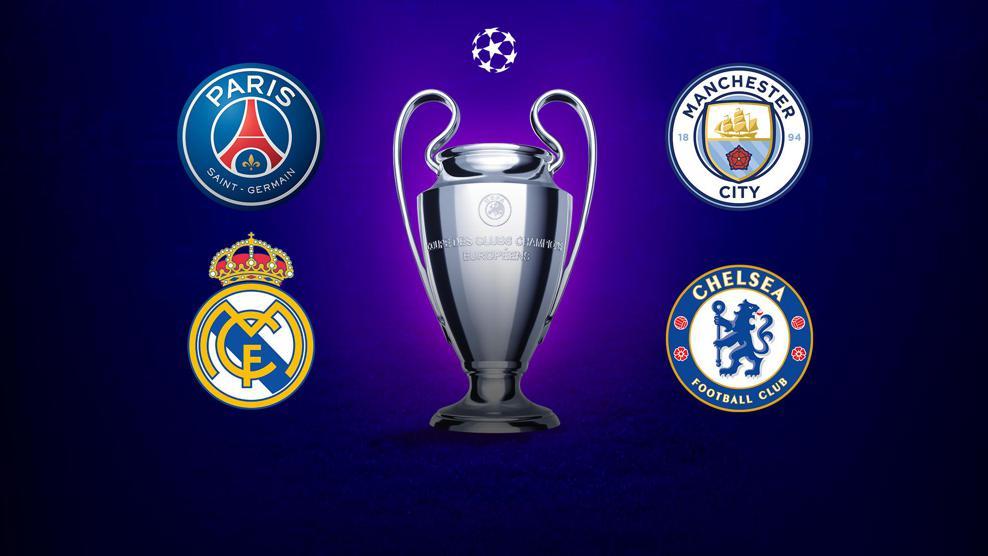 Лига чемпионов полуфинал реал боруссия