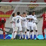 Revive las mejores jugadas del partido disputado en Anfield, en el que el Real Madrid logró el billete a semifinales.