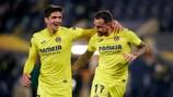 Gerard Moreno (à g.) et Paco Alcacer ont encore marqué avec Villarreal