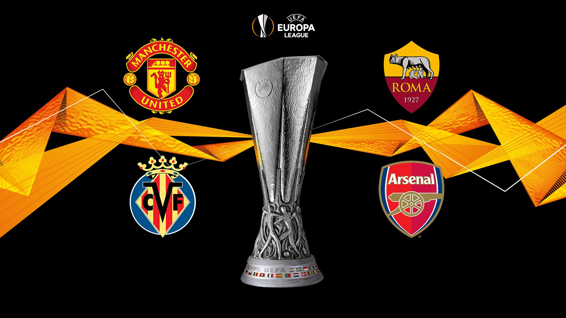 UEFA Europa League semi-finals: meet the final four | UEFA Europa League