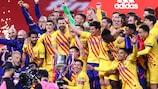 El Barcelona conquistó su 31º título de la Copa del Rey